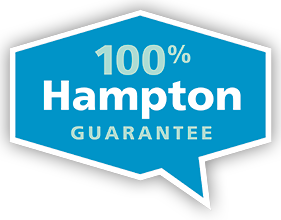 100% Hampton Guarantee