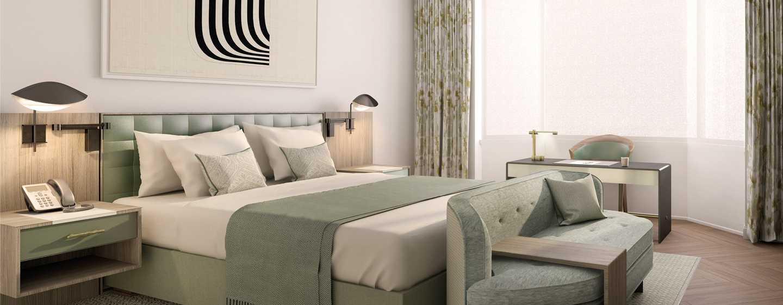 Conrad Dublin Hotel, Ireland - Premium 1 King Bed with Views