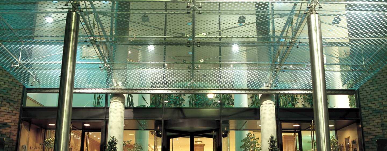 Conrad Dublin Hotel, Ireland - Hotel Entrance
