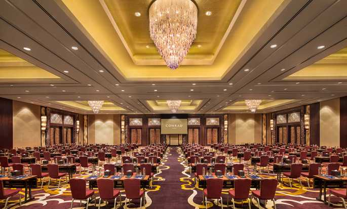 Conrad Dubai hotel, UAE - Meetings