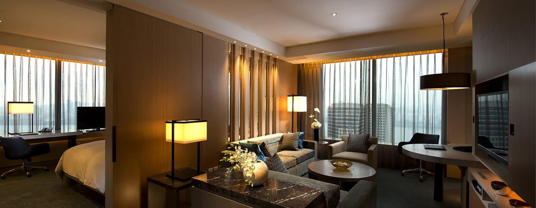 Conrad Seoul hotel, South Korea - Conrad King Executive Corner Suite