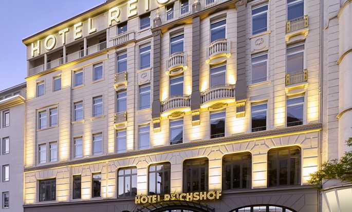 Reichshof Hamburg, Curio Collection by Hilton, Germany - Hotel Exterior