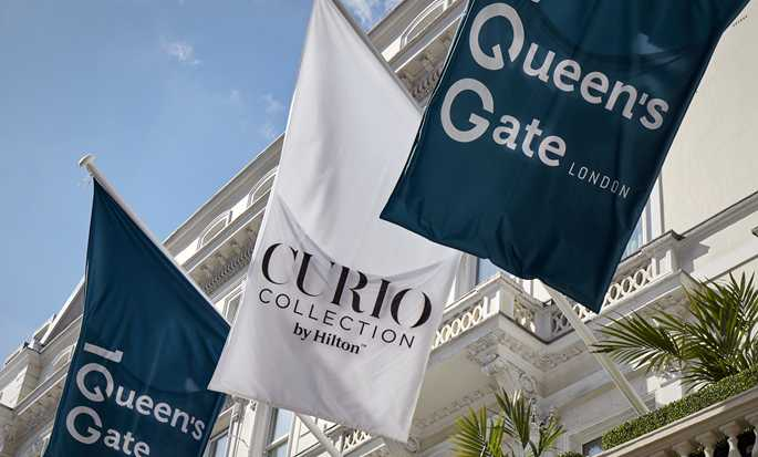 100 Queen's Gate Hotel London, Curio Collection by Hilton - Exterior