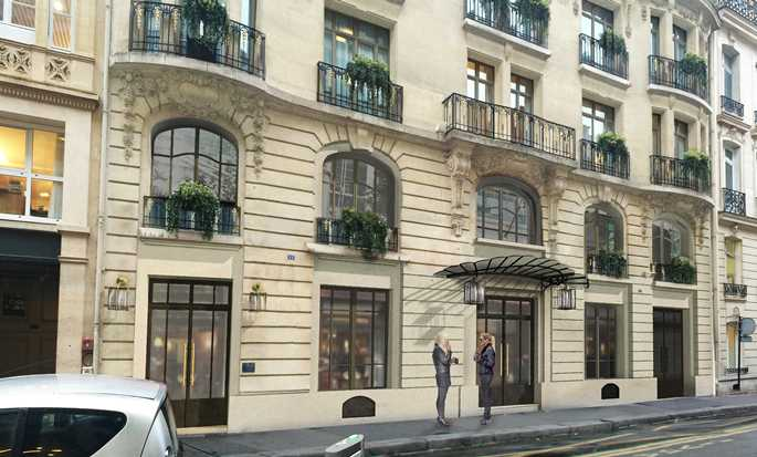 Maison Astor Paris, Curio Collection by Hilton hotel, France - Hotel Exterior