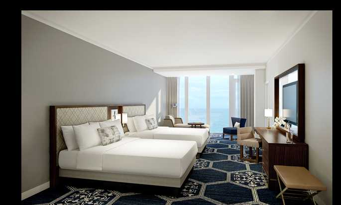 El San Juan Hotel, Curio Collection by Hilton hotel, Puerto Rico - Tower Room