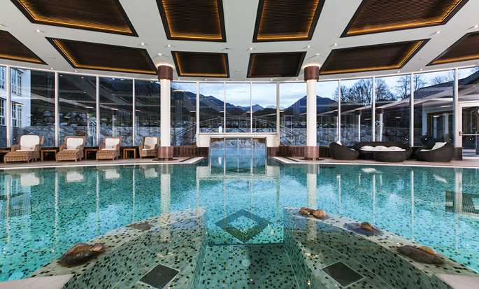 Grand Tirolia Hotel Kitzbuhel, Curio Collection by Hilton, Austria - Pool