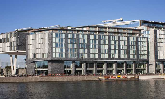 DoubleTree by Hilton Hotel Amsterdam Centraal Station, Netherlands - Exterior