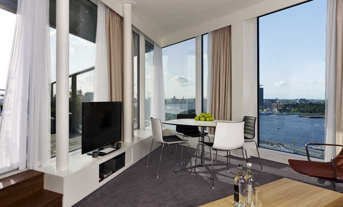 DoubleTree by Hilton Hotel Amsterdam Centraal Station, Netherlands - Suite