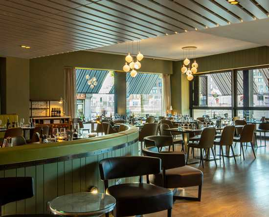 The Morrison, a DoubleTree by Hilton Hotel, Ireland - Morrison Grill