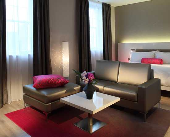 The Morrison, a DoubleTree by Hilton Hotel, Ireland - King Junior Suite