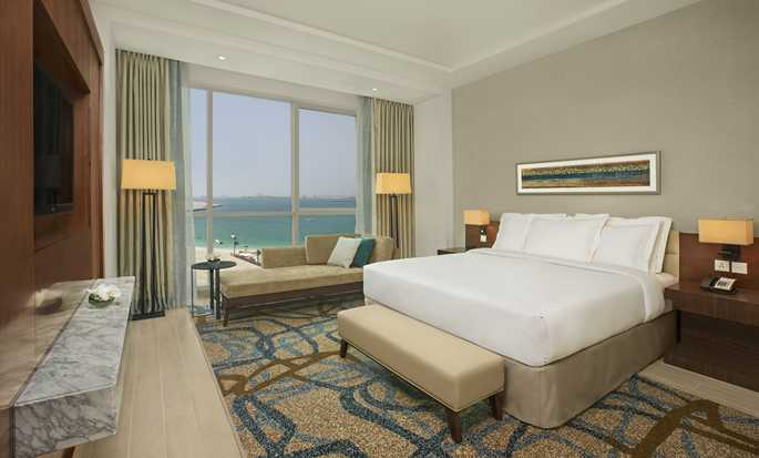 DoubleTree by Hilton Hotel Dubai Jumeirah Beach, Dubai, UAE - King Room