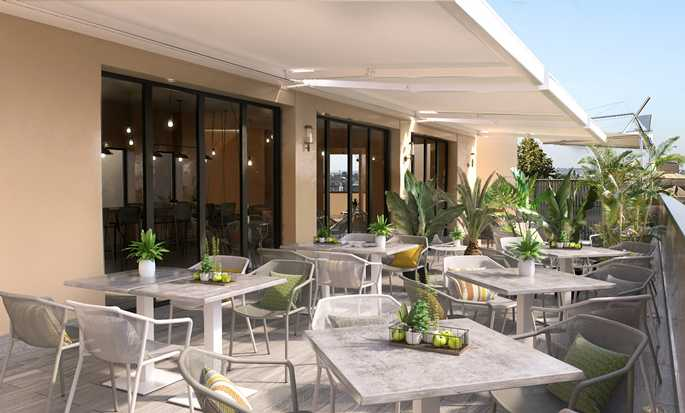 DoubleTree by Hilton Rome Monti, Italy - Skybar