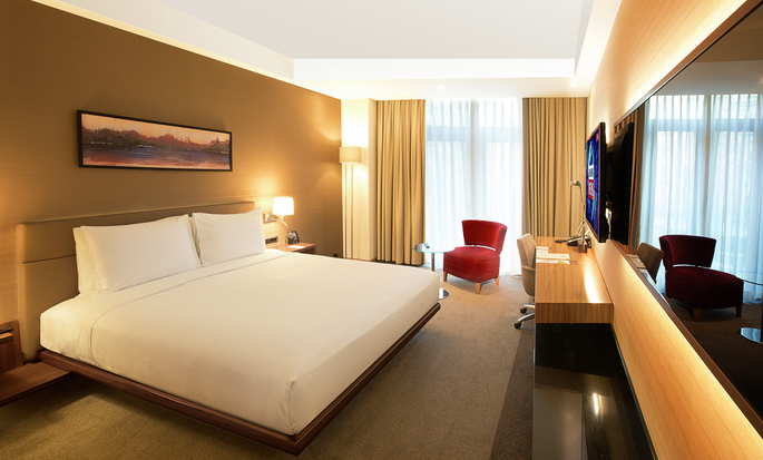 DoubleTree by Hilton Hotel Istanbul - Old Town, Turkey -  Standard Room