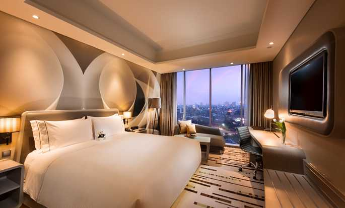 DoubleTree by Hilton Hotel Jakarta, Indonesia - King Guest Room