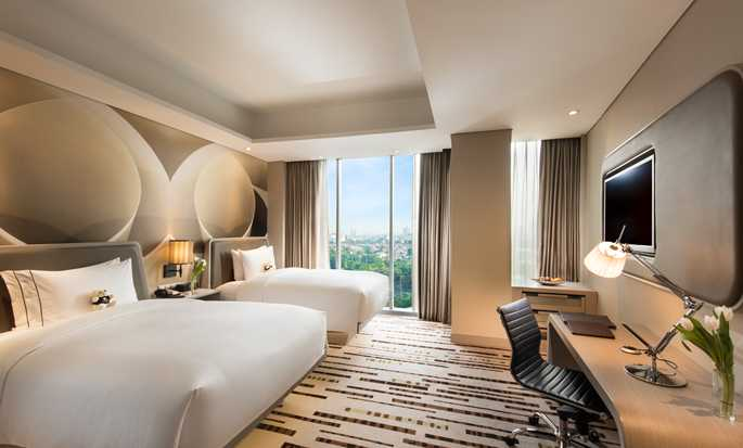 DoubleTree by Hilton Hotel Jakarta, Indonesia - Twin Deluxe Room