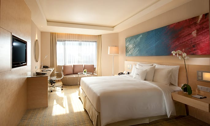 Doubletree by Hilton Hotel Kuala Lumpur, Malaysia - King Bed Executive Room