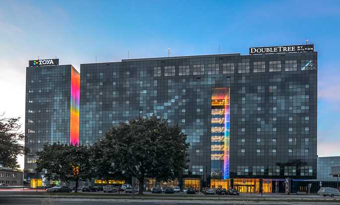 DoubleTree by Hilton Hotel Lodz, Poland - Hotel exterior