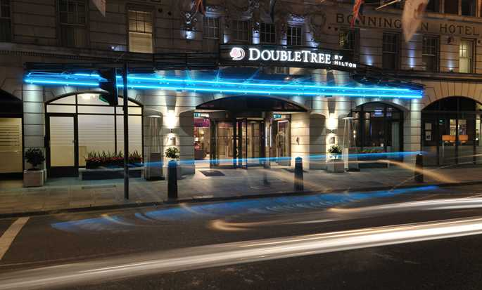 DoubleTree by Hilton Hotel London - West End, UK - Hotel Exterior