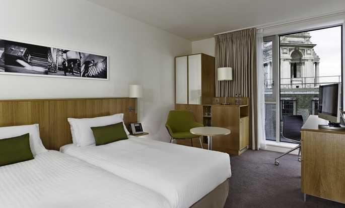 DoubleTree by Hilton Hotel London - Tower of London, United Kingdom - Double Room
