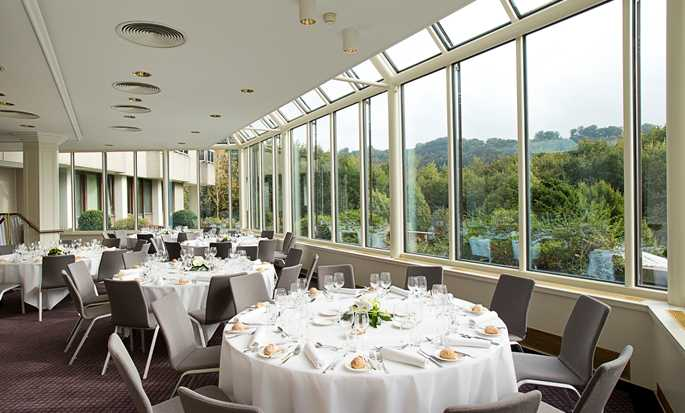 DoubleTree by Hilton Luxembourg, Luxembourg - Dining