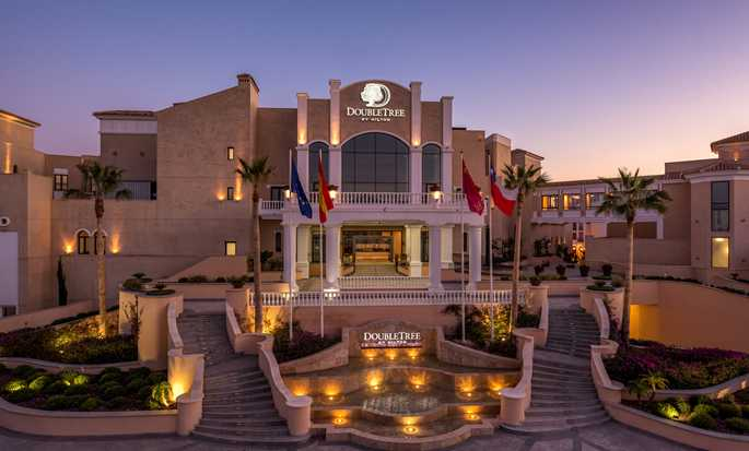 DoubleTree by Hilton La Torre Golf & Spa Resort, Murcia, Spain - Hotel entrance