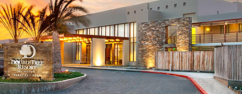 DoubleTree Resort by Hilton Hotel Paracas-Peru - Hotel Exterior