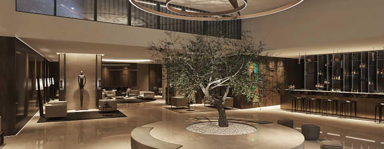 DoubleTree by Hilton Pointe-Noire, Congo - Hotel Lobby