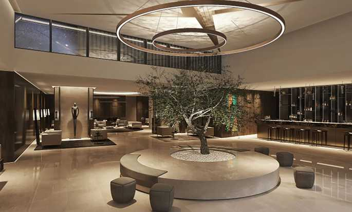 DoubleTree by Hilton Pointe-Noire, Congo - Hotel Lobby