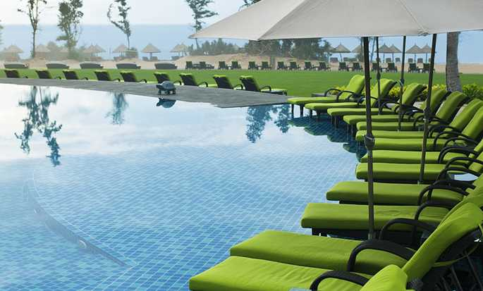 DoubleTree Resort by Hilton Hotel Sanya Haitang Bay, China - Pool