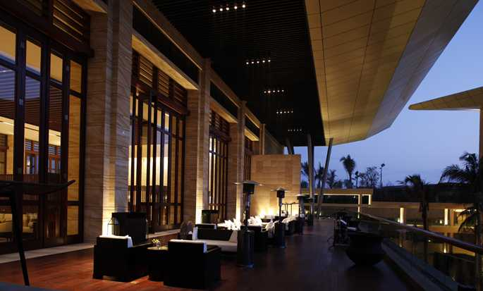 DoubleTree Resort by Hilton Hotel Sanya Haitang Bay, China - Exterior Lobby