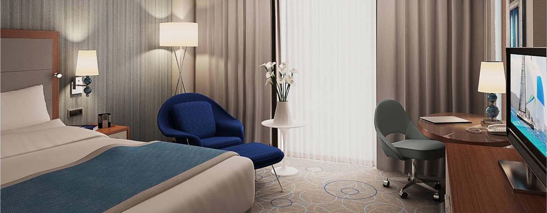 DoubleTree by Hilton Hotel Kusadasi, Turkey - King deluxe
