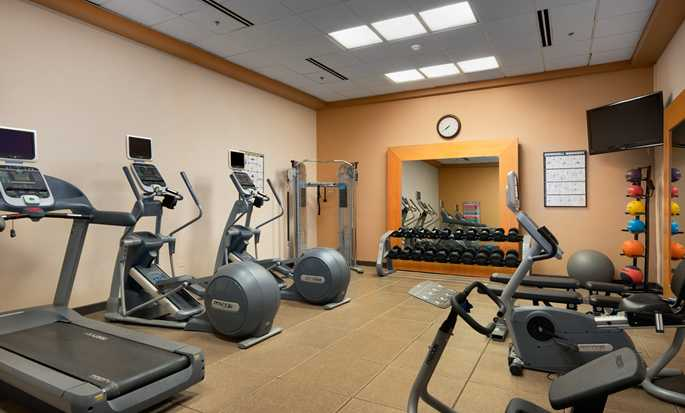 Embassy Suites by Hilton San Juan Hotel & Casino, Puerto Rico - Gym