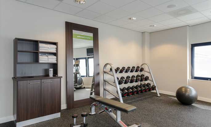 Hampton by Hilton Amsterdam Airport Schiphol Hotel, Netherlands - Fitness Center