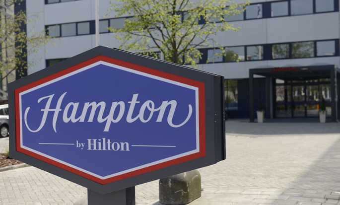 Hampton by Hilton Amsterdam Airport Schiphol Hotel, Netherlands - Hotel Exterior