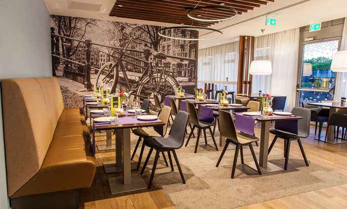 Hampton by Hilton Amsterdam Centre East hotel, Netherlands - Dining