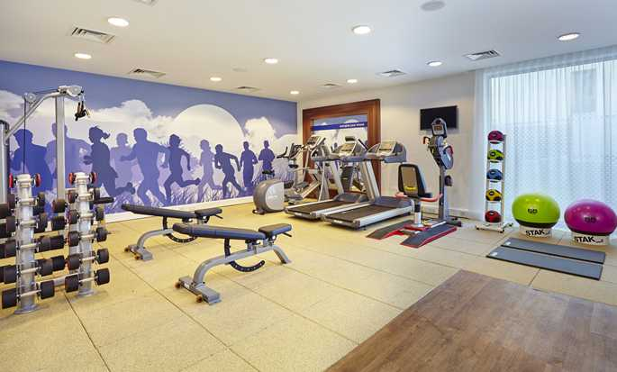 Hampton by Hilton Utrecht Centraal Station hotel, Netherlands - Fitness Center