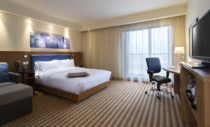 Hampton by Hilton Gdansk Airport hotel, Poland - Queen Bed Accesible Room
