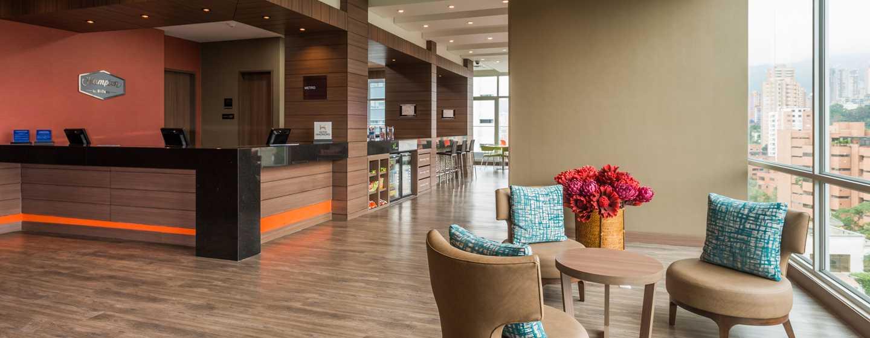 Hampton by Hilton Lima San Isidro, Peru - Frontdesk