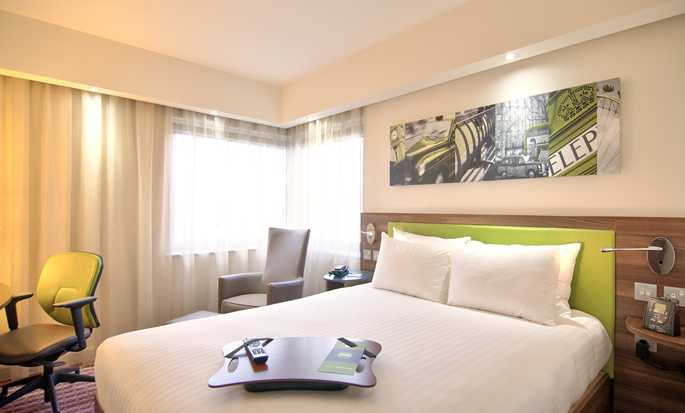 Hampton by Hilton Lublin, Poland - Room