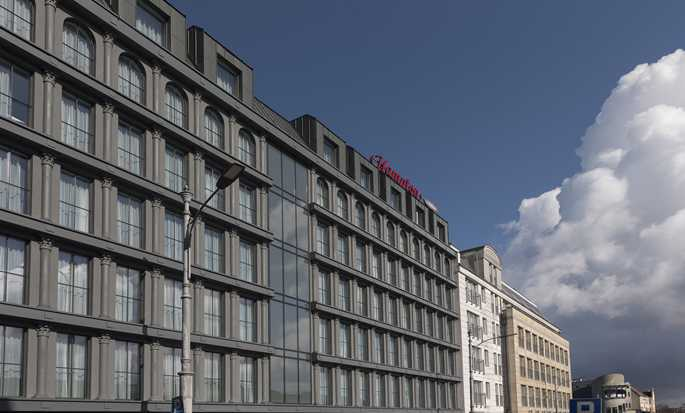 Hampton by Hilton Poznań Old Town hotel - Hotel Front