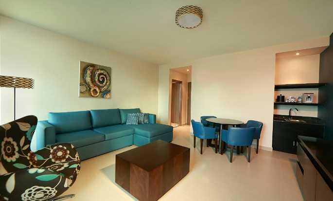 Hampton by Hilton Panama hotel - Suite