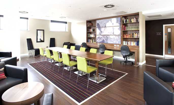 Hampton by Hilton Guarulhos Airport, Brazil - Meeting Room
