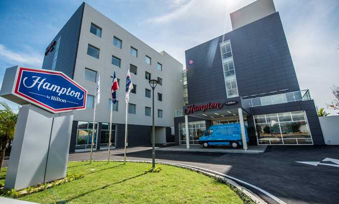 Hampton by Hilton Santo Domingo Airport hotel, Dominican Republic - Hotel Exterior