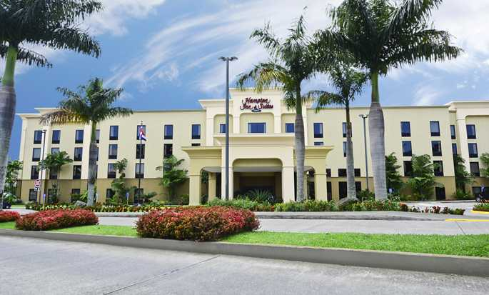 Hampton Inn & Suites by Hilton San Jose-Airport Hotel, Costa Rica - Hotel Exterior