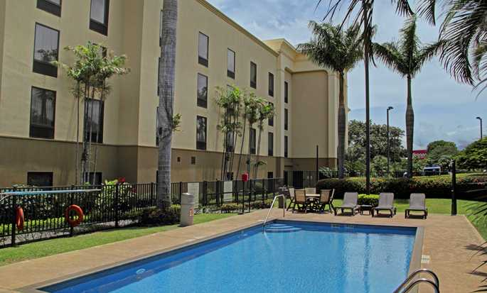 Hampton Inn & Suites by Hilton San Jose-Airport Hotel, Costa Rica - Hotel Outdoor Pool