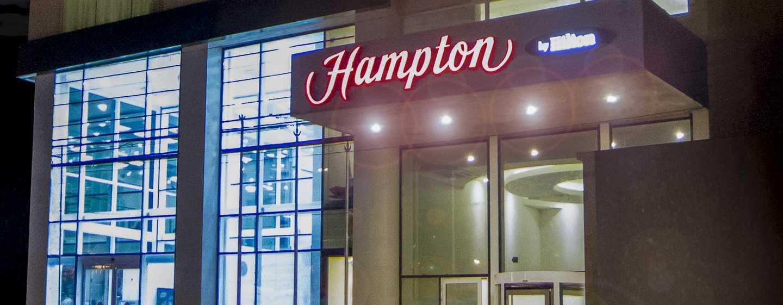 Hampton by Hilton Santa Cruz/Equipetrol Bolivia hotel - Exterior
