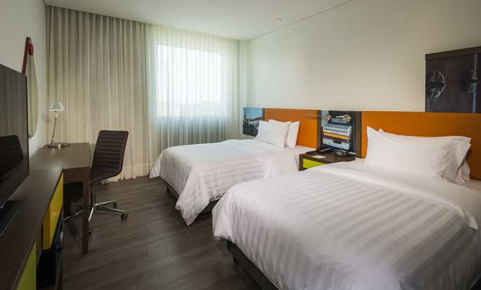 Hampton by Hilton Valledupar, Colombia - Double Room