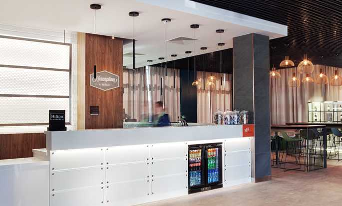 Hampton by Hilton Kalisz, Poland - Reception
