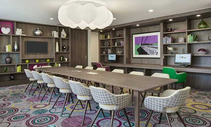 Hampton by Hilton Kalisz, Poland - Meeting Room