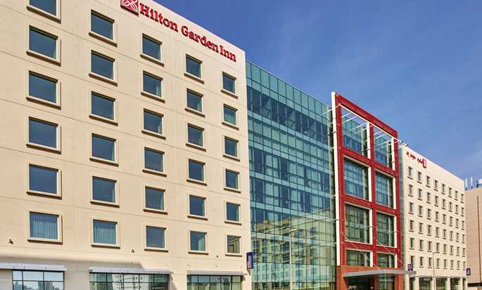 Hilton Garden Inn Mall of the Emirates hotel - Exterior